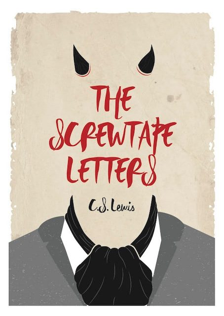 Screwtape Letters Book Cover